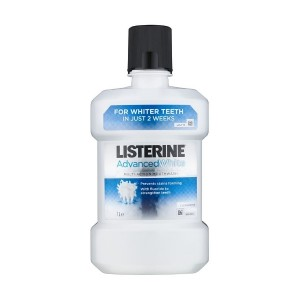 Płyn do płukania ust Listerine Advanced White