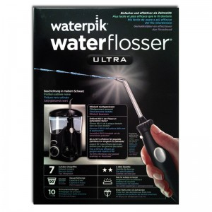 Irygator Waterpik WP-112 E2 Ultra Black