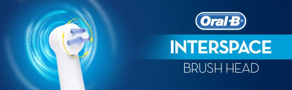 koncowki oralb interspace