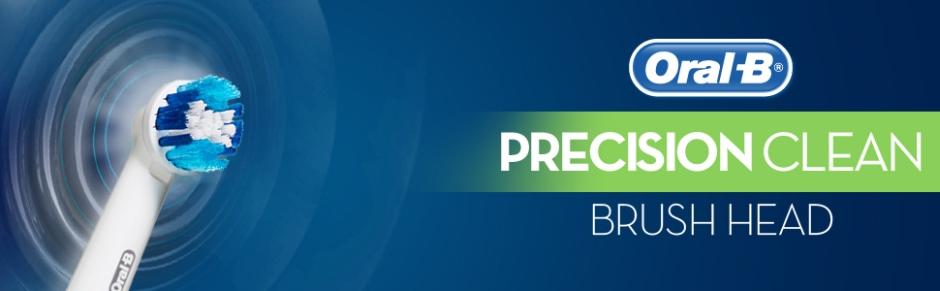 koncowki oralb precisionclean