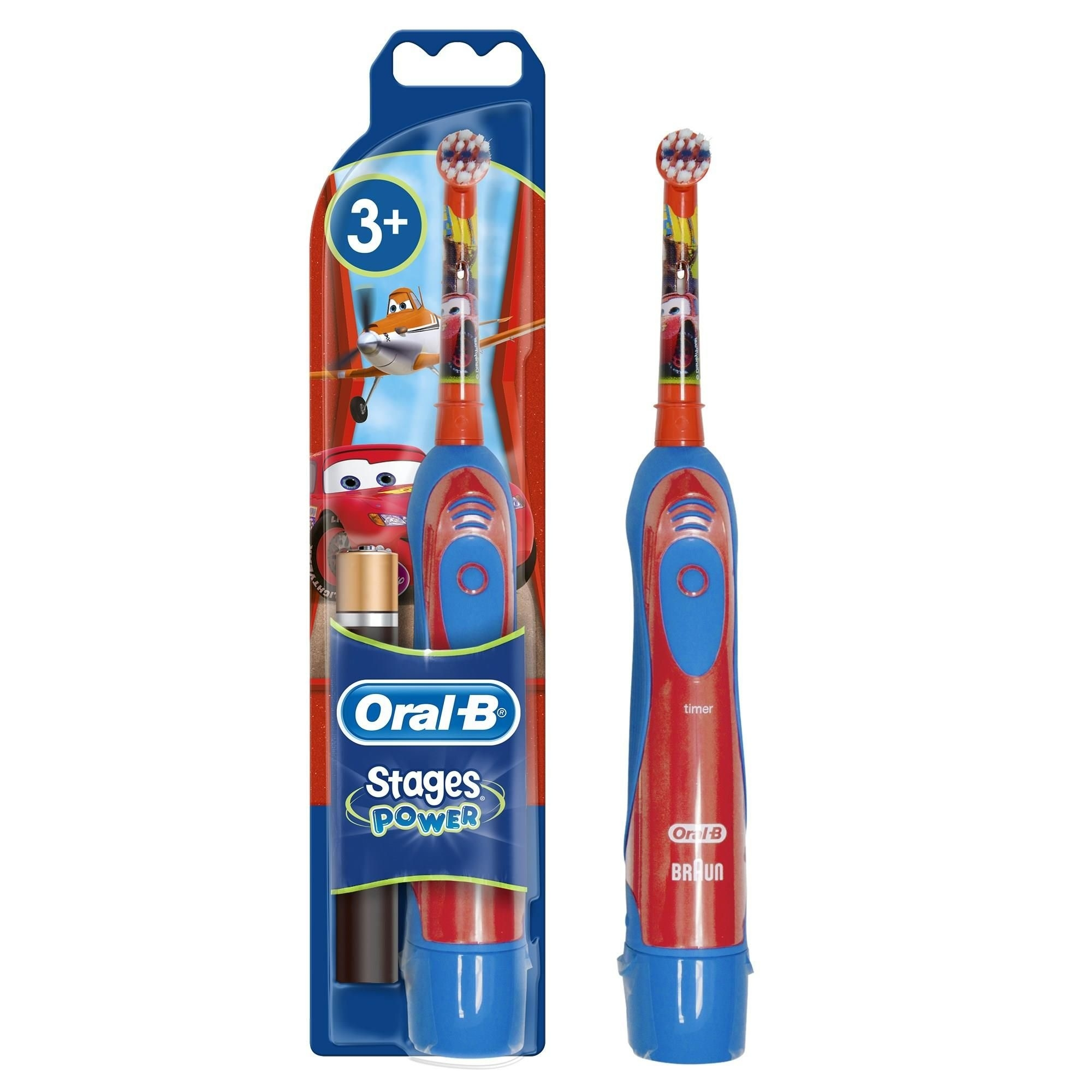 stages power oralb