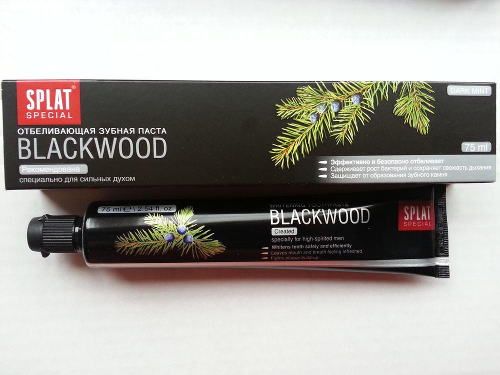 pasta splat blackwood